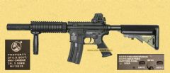 Colt -Full Metal M4 SD (BI-3881DX-1)